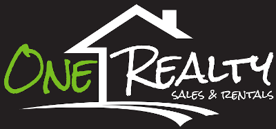 One Realty Sales & Rentals - logo